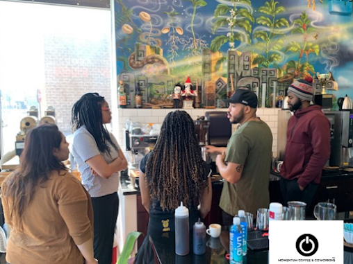 Day 10 – Making of Momentum Coffee and Coworking TM - May 15, 2020