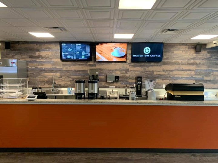 Making of Momentum Coffee and Coworking TM – August 28, 2020