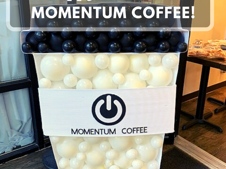 Making of Momentum Coffee and Coworking TM – September 4, 2020
