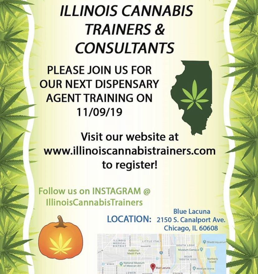 Cannabis Training-Positive Affirmations Counseling Service LLC