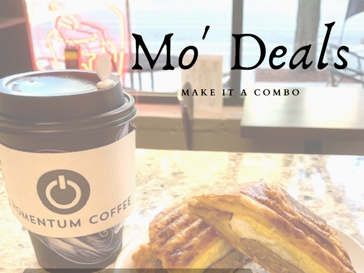 Making of Momentum Coffee and Coworking Chicago TM – January 15, 2021