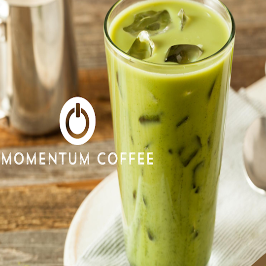 We Love You so Matcha! - Making of Momentum Coffee and Coworking Chicago TM – March 1 , 2021