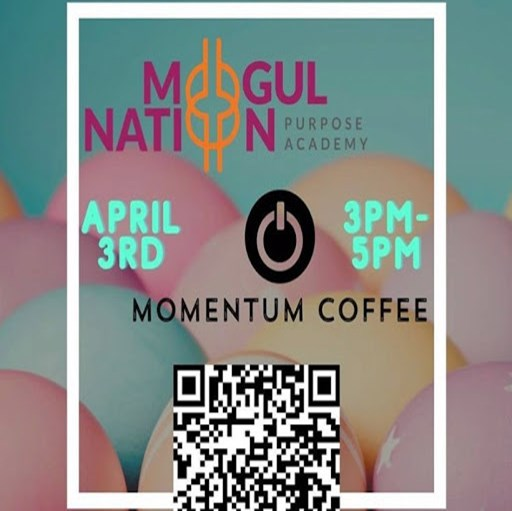 Making of Momentum Coffee and Coworking Chicago TM - Mogul Nation at Momentum - April 2, 2021